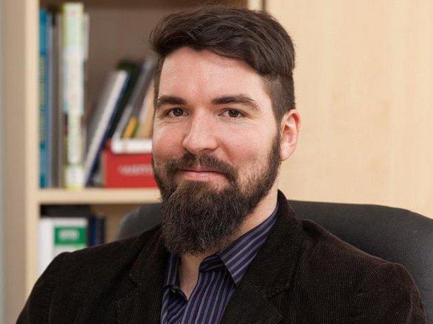 Novým ředitelem Národního památkového ústavu v Telči je archeolog Pavel Macků.