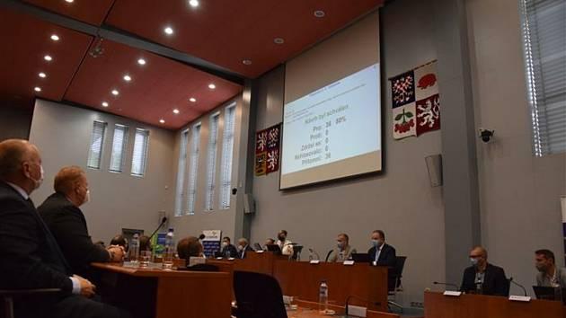 Zastupitelé Kraje Vysočina se sešli na mimořádném jednání a schválili pomoc pro jižní Moravu.