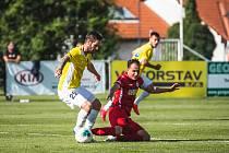 MFK Chrudim - FC Vysočina Jihlava, ilustrační foto.