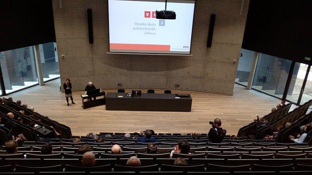 Nové kongresové prostory v Jihlavě