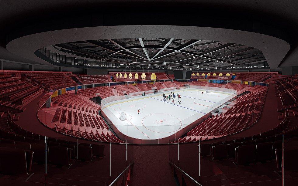 V Horácké multifunkční aréně se může hrát hokej, basketbal, být tam výstava letadel nebo i koncert filharmonie.