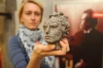 Modely, podle kterých vznikaly sochy v Parku Gustava Mahlera, už jsou v Jihlavě. Artefakty chce Jihlava příští rok vystavit v jihlavském Domě Gustava Mahlera.
