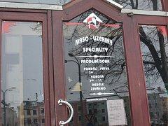 Prodejna Kosteleckých uzenin v centru Jihlavy po téměř dvaceti letech skončila.