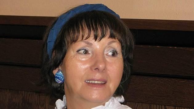 Německá spisovatelka Herma Kennel.