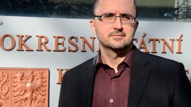 Šéf jihlavských státních zástupců Kamil Špelda