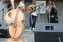 Víkend v Lukách nad Jihlavou patřil bluegrassu.