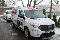 Na nový vůz se podařilo získat díky příspěvkům firem z Jihlavy a okolí.