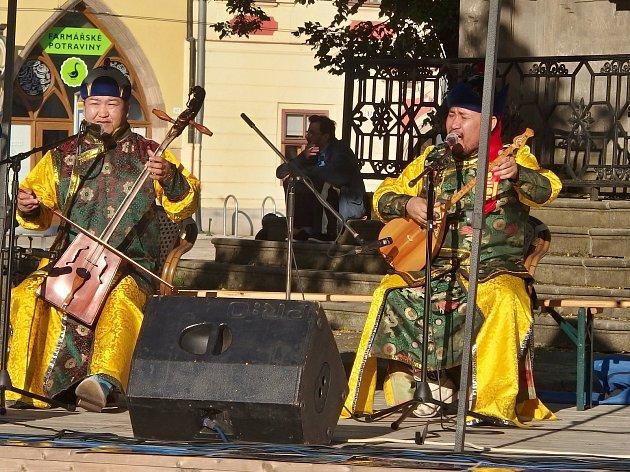 První ročník festivalu se konal loni.