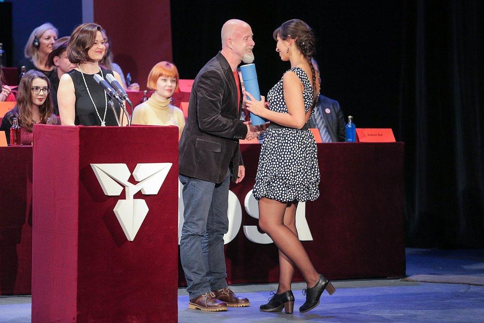 Slavnostní zakončení 21. Mezinárodního festivalu dokumentárních filmů Ji.hlava.