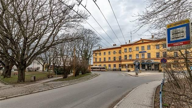 Lokalita u jihlavského hlavního nádraží projde změnou.