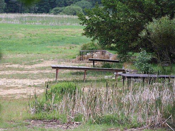 Vypuštěný Černý rybník uSmrčné na Jihlavsku zažívá zvláštní časy.
