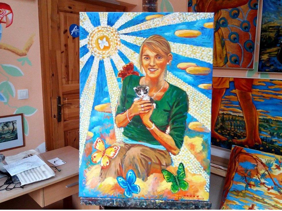 Atelier Magdaleny Křenkové.