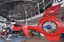 Nový. Provoz letecké záchranné služby pro Kraj Vysočina zajišťuje od 1. ledna vrtulník EC 135(na snímku) rakouské společnosti Helikopter Air Transport.