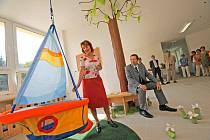 V Jihlavě půjdou děti od prvního září do nové školky v Březinově ulici s poetickým názvem Sedmikráska.