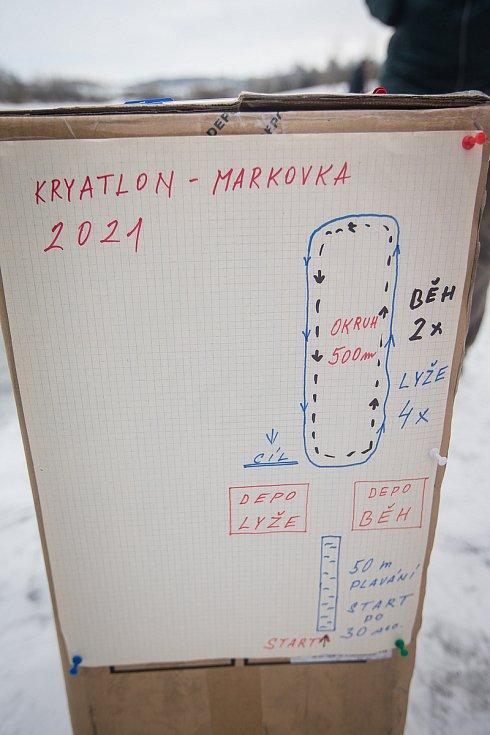 Kryatlon - Markovka 2021.