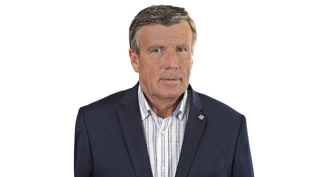 Josef Zahradníček, KSČM.