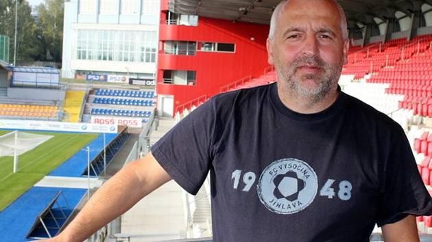 Josef Morkus doufá, že jihlavský klub vychová další skvělé hráče, kteří budou hrát první ligu nebo třeba i zahraniční elitní soutěže.