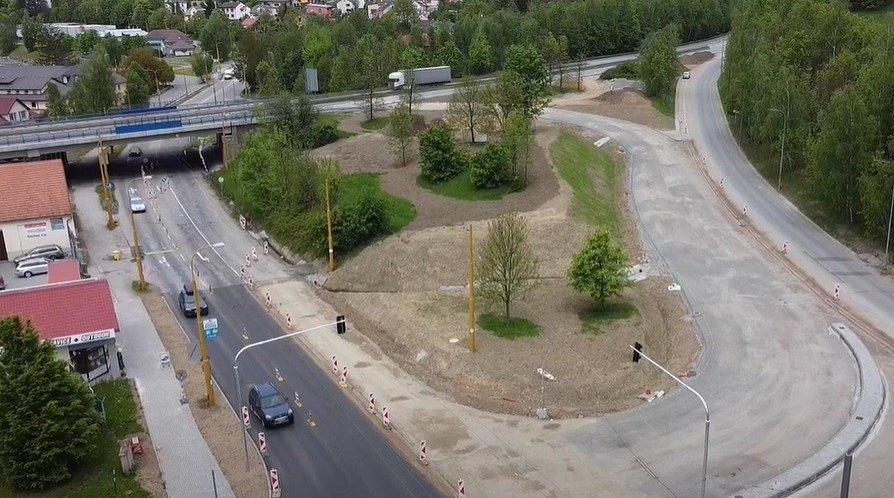 Sjezd z přivaděče na ulici Romana Havelky bude v provozu o měsíc dřív.