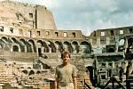 Na dně Kolosea, Řím.
