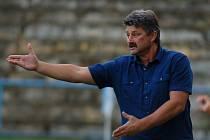 Ján Kubík zažil o víkendu těžké chvíle. Jeho tým dostal od Hodonínu devět gólů.