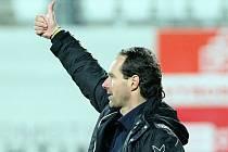 Jste jedničky. Na podzim mohl být trenér Karol Marko s výkony svých svěřenců spokojený, jestli bude i na jaře, se ukáže již v sobotu, kdy FC Vysočinu čeká uvodní duel se Slováckem.