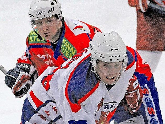 Hokejisté Brodu i Třebíče mají co napravovat. Rebelové hrají v Olomouci, Horácká Slavia ve Vrchlabí.