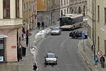 Městská hromadná doprava v Jihlavě.