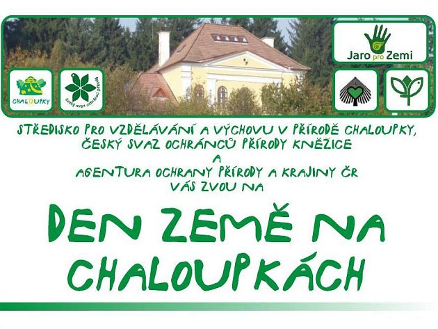 Den Země v Chaloupkách na Jihlavsku.