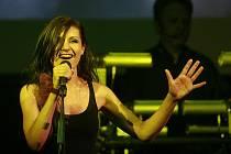 Jitka Charvátová (na snímku) by měla v jihlavském DIODu koncertovat letos v květnu.