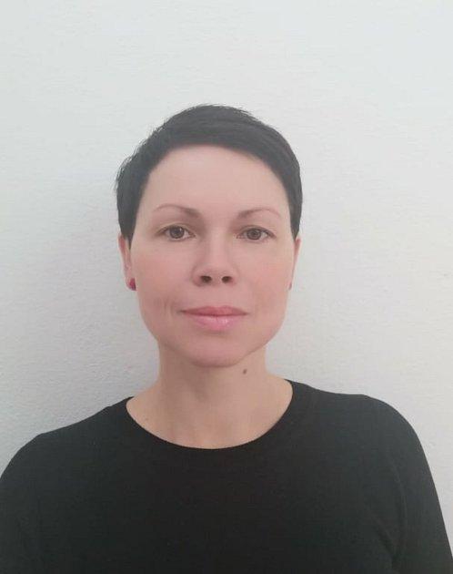 Štěpánka Fichtnerová.