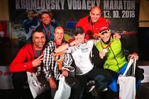Stupně vítězů pro jihlavské profesionální hasiče.