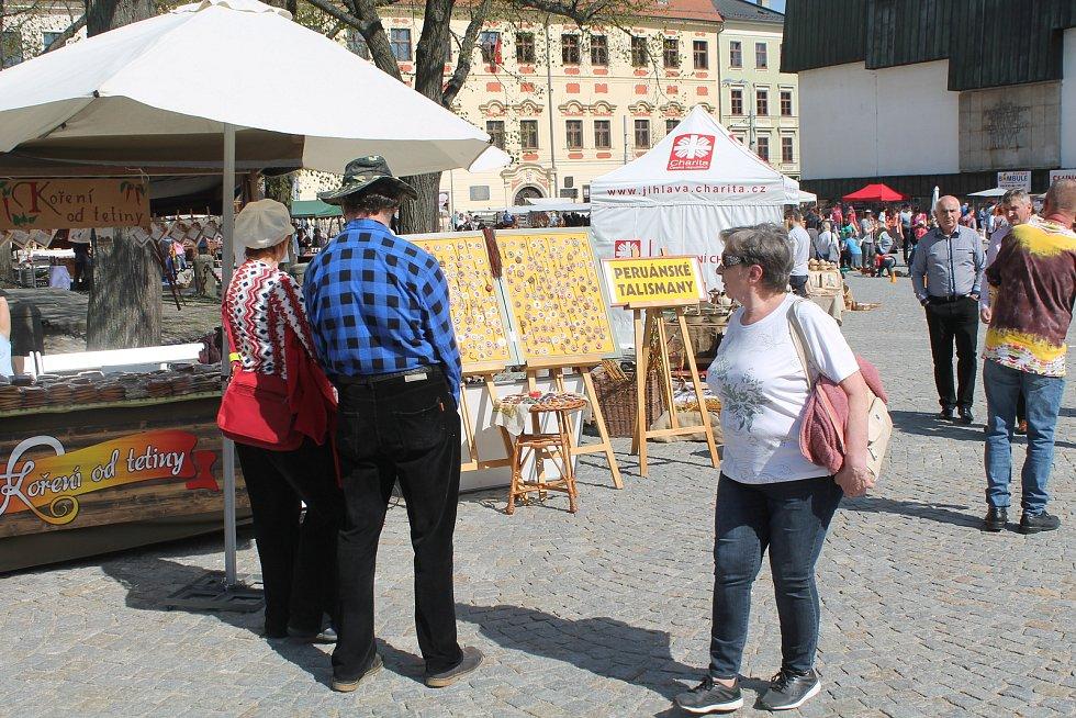 Na náměstí si přišli na své dospělí i děti.