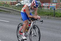 Tak hodnotí triatlonista Tomáš Bednář 9. místo z mistrovstí Maďarska.