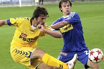 V první lize Olomouc dosud na Jihlavu nevyzrála. V posledním vzájemném soutěžním utkání ale Hanáci slavili těsnou výhru 2:1 a postup do dalšího kola Ondrašovka cupu, který nakonec celý ovládli.