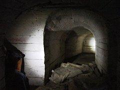 Podzemí v Telči