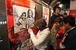 Projekt vagón, tak se jmenuje ojedinělá putovní výstava ve vlaku, jejímž cílem je připomenout návštěvníkům 66. výročí začátku deportací slovenských Židů. K vidění je bezpočet fotografií a dokumentů z období holocaustu.