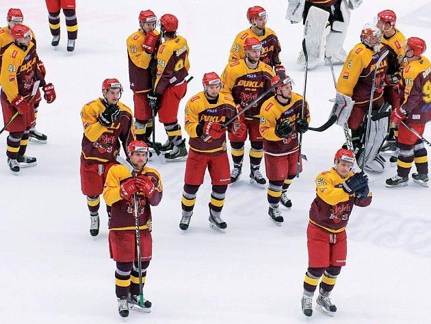 Úterní porážkou v Chomutově se rozloučili jihlavští hokejisté s letošním ročníkem první ligy.