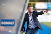 Trenér FC Vysočina Radim Kučera po utkání s Ústím nad Labem u týmu skončí.