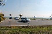 Na křižovatku nad Velkým Beranovem mohou řidiči již za dva roky zapomenout.