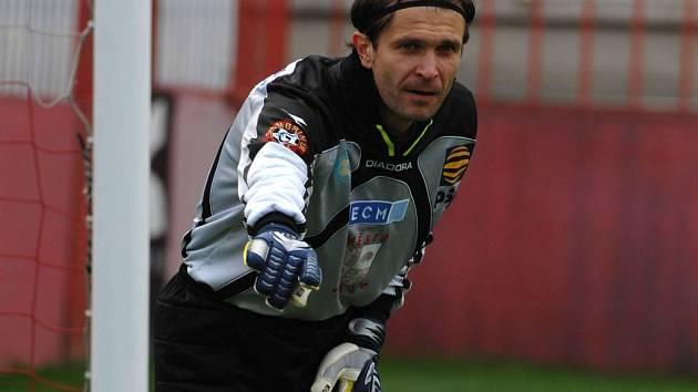 Pro gólmana Branislava Rzeszota sezona skončila. Přetržená achilovka ho na hřiště nepustí minimálně tři měsíce.