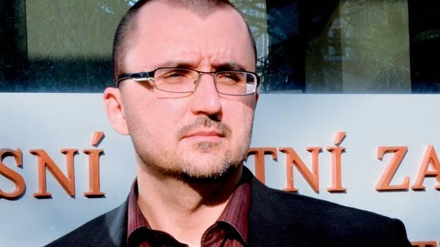 Kamil Špelda. Ten je od začátku února regulérním šéfem Okresního stáního zastupitelství v Jihlavě. Do funkce jej jmenovala ministryně spravedlnosti Helena Válková.
