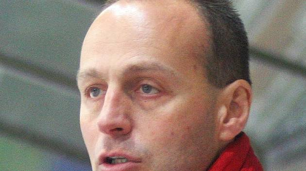 Petr Novák - trenér HC Rebel Havlíčkův Brod
