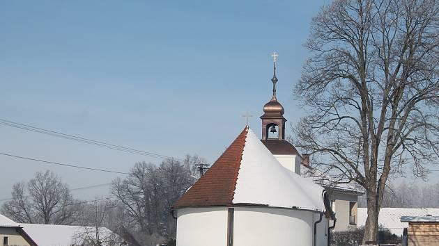 Věžnice na hranici Havlíčkobrodska a Jihlavska.