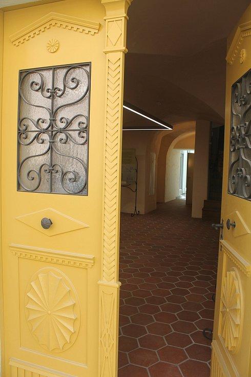 Domy U Mincovny 6 a 8 mají bohatou historii.