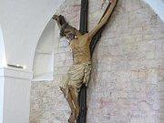 Kříž je součástí expozicie v Obrazárně Strahovského kláštera v Praze.