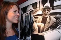 Galerijní vlak přivezl výstavu fotografií Wima Wenderse, které zachytávají průběh a atmosféru filmů Buena Vista Social Club a The Million Dollar hotel.