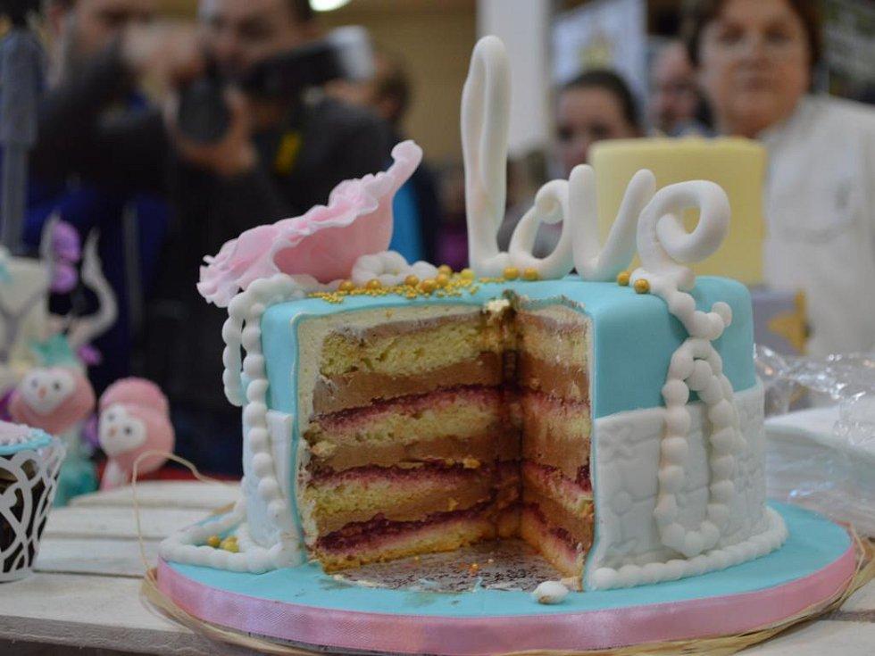 V Jihlavě se v sobotu uskutečnil cukrářský festival