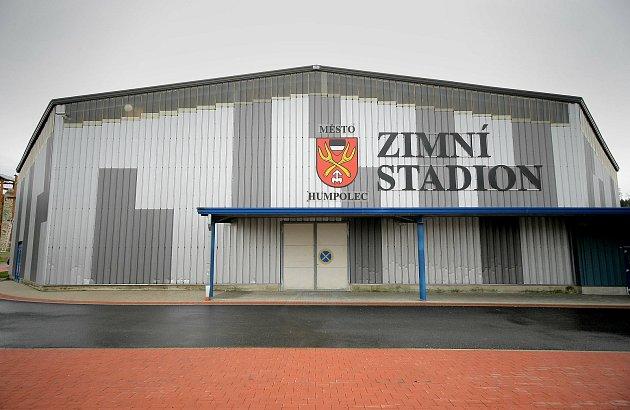 Zimní stadion Humpolec