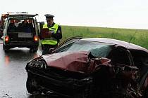 Úsek křižovatky zvané Brádlo je pro řidiče nevyzpytatelný.