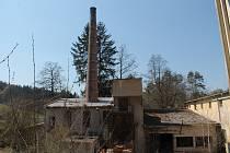 Takto nyní vypadají bývalé škrobárny u Krahulčí.
